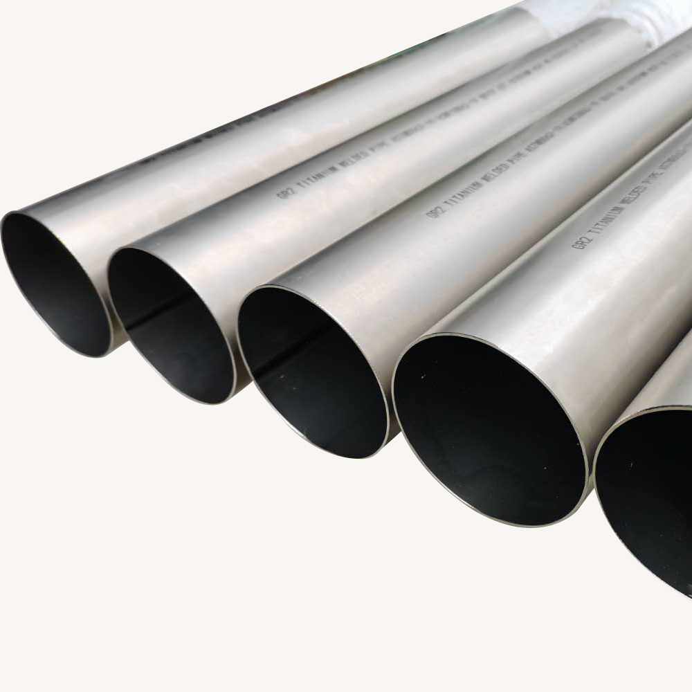 Manufacture <strong>Grade</strong> <strong>2</strong> <strong>Titanium</strong> Seamless Tube OD45mm