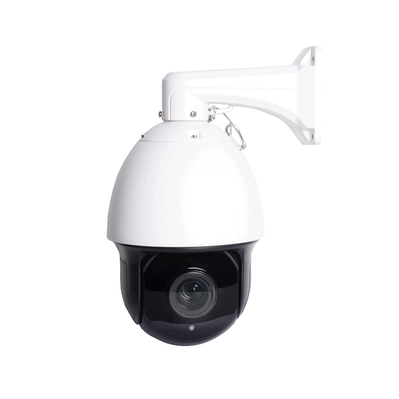 7INCH 2MP PTZ Camera 4 in 1 IR 120M Long IR Distance Middle Speed Dome Camera 8PCS IR LED infrared