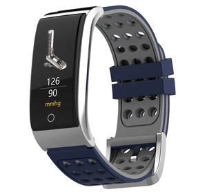 New Professional Health tracker ECG + PPG Smart Bracelet bands With heart rate Blood Pressure monitor