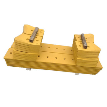 Bulldozer parts oem parts cutting edge and end bit