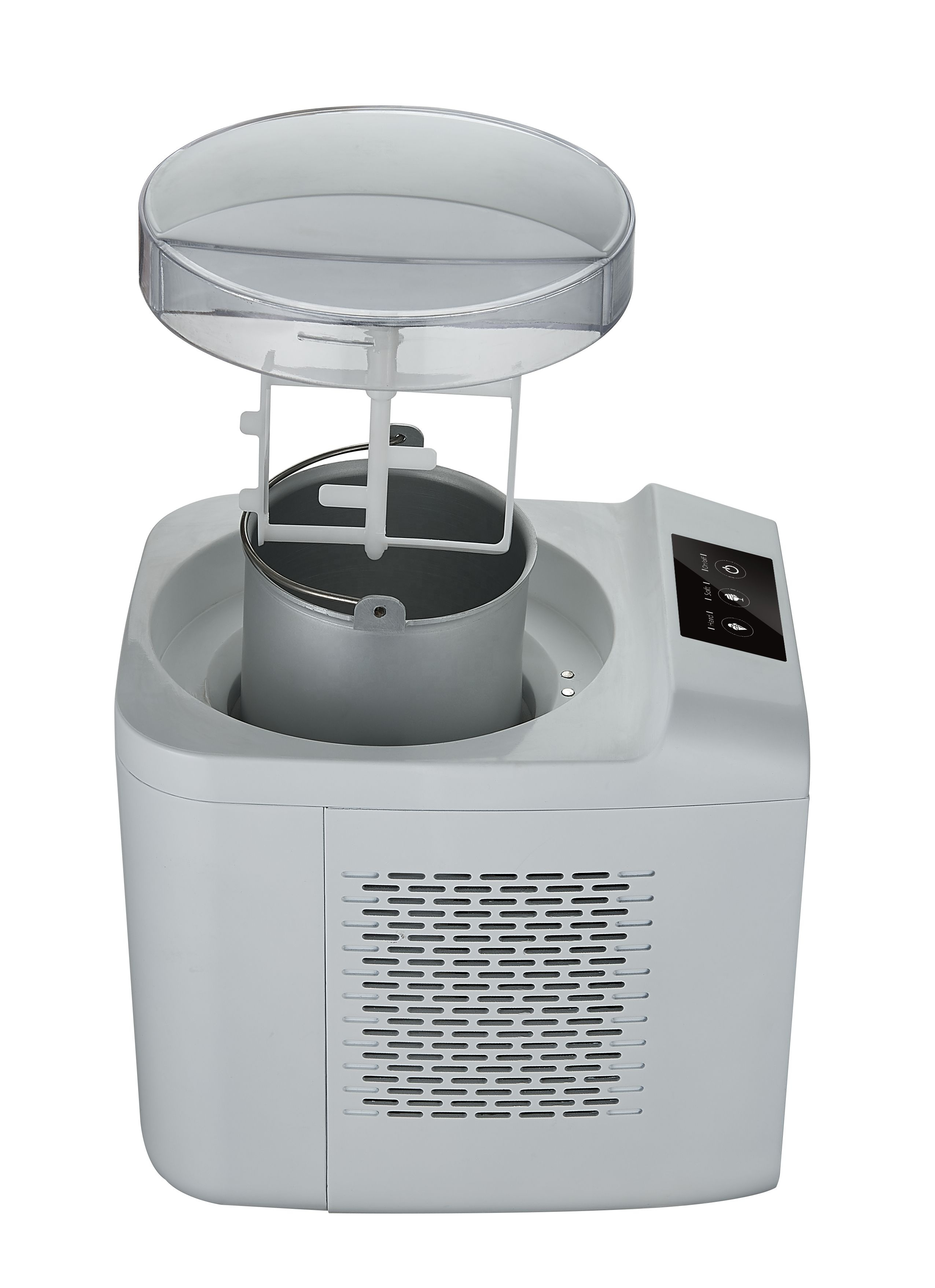 Thermoelectric Mini Soft Ice Cream Maker Machine for Home Use
