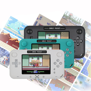 Built-in 208 games 8-Bit 4.0 Inch Game Player Retro Portable Mini Classic Handheld Game Console