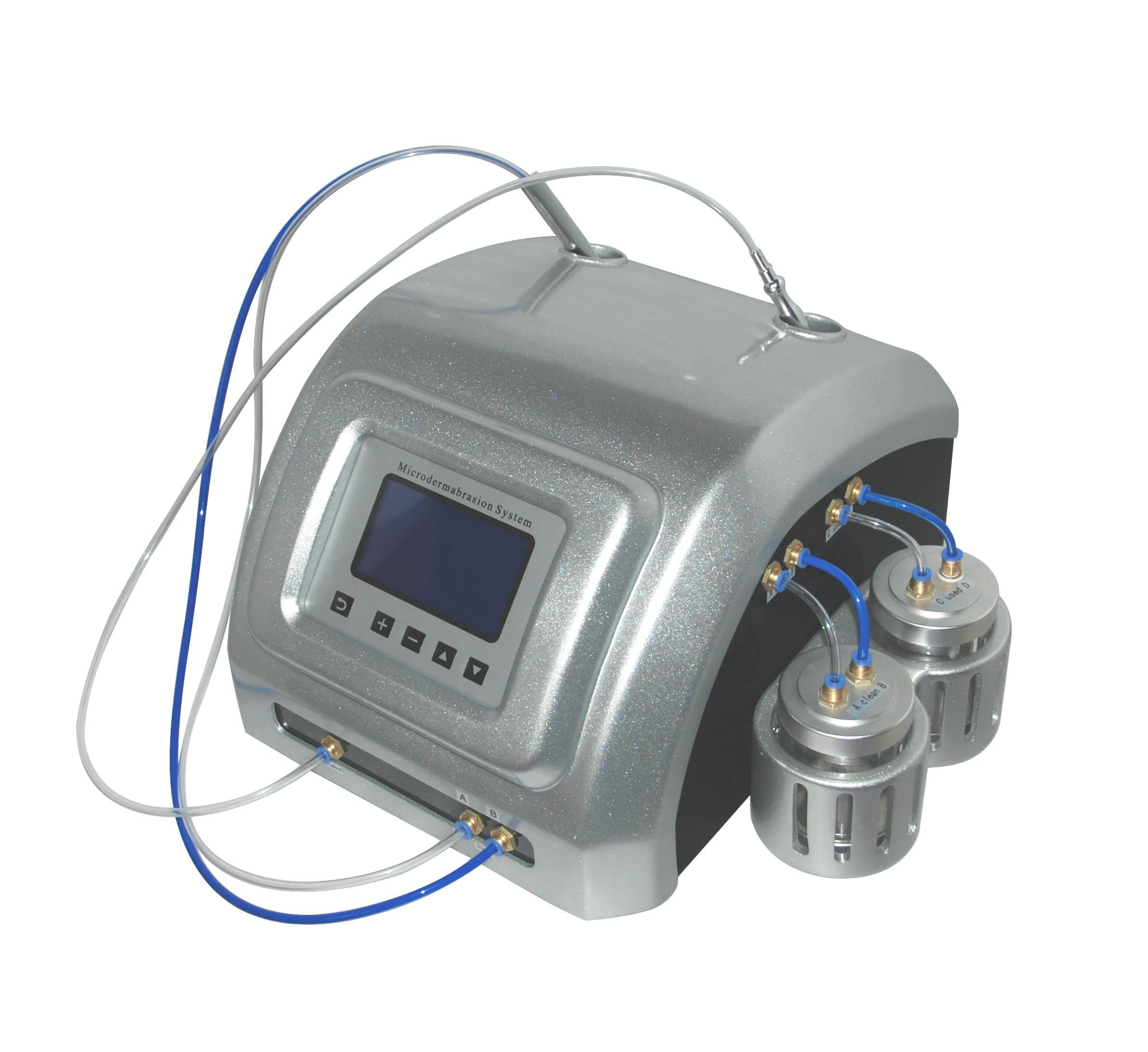 Konmison new premium 2 in 1 buccia microdermoabrasione ossigeno dermoabrasione dispositivo