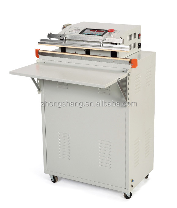 Low price vertical sausage and fish vacuum packaging machine for foods