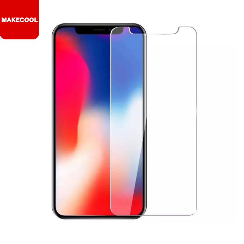clear 3d 2.5D 9H 0.3mm tempered glass film For iphone 11 screen protector tempered glass