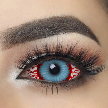 Full Eye Wholesale Contact Colored Soft Contact Lenses Sclera Sandwich Technology Buy Sclera Lens Sclera Lens Contact Lens 22mm Product On Alibaba Com