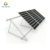 Aluminum flat roof mounting structure solar panel mount bracket