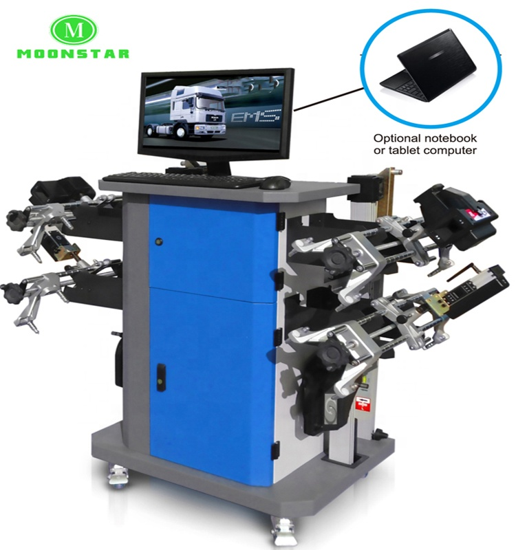 Factory price automotive electrical services deals wheel alignment machine used