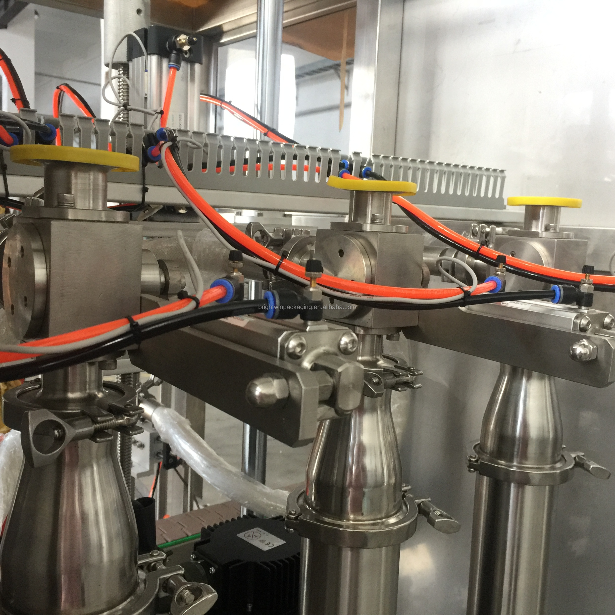 Factory price peanut butter filling machine