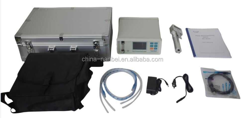 CE approval digital singal-phase plant photosynthesis meter