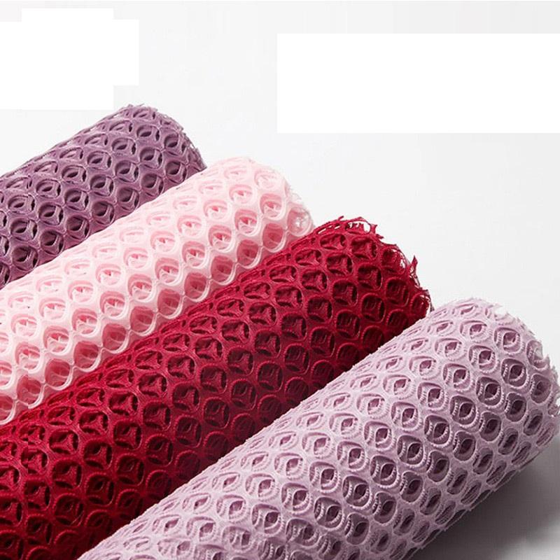 NEUE dekorative blume verpackung checkers mesh