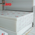 3mm 4mm 10mm to 200mm white or grey extruded Solid PP Plastic polypropylene sheet