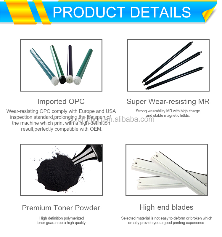 High quality china laser toner cartridge  toner printer cartridge