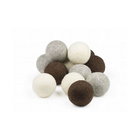 natural drying wool balls organic wool dryer balls felt for laundry
