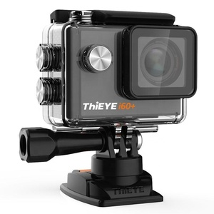ThiEYE Action Recorder T5 Pro waterproof 60M Live Stream video Camera WiFi control Touch Screen Real Ultra 4k Sport Camera