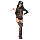 Costumes Sexy Police Costume Lingerie