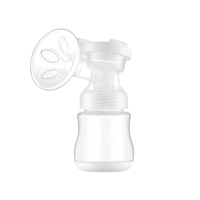 double electric breastfeeding breast pumps enlarge with twin cup for baby milk suck