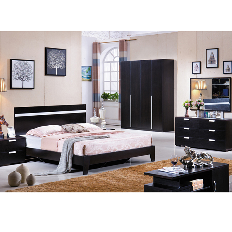 New Model  King Size Bedroom Furniture Designs Master Bedroom Set