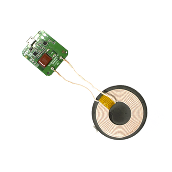 Qi 5W Wireless charging transmitter module pcba for battery charging