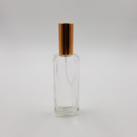 A-1283 50ml design your own glass perfume bottle manufacturers