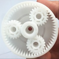 Nylon Plastic Gear Set