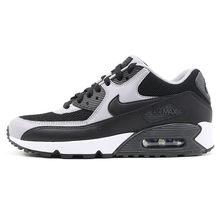 Оригинальные оригинальные мужские кроссовки NIKE AIR MAX 90, новые цветные дышащие кроссовки с амортизацией, дизайнерская обувь 537384-136(Китай)