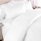 bedding linen 100% cotton Solid Color bedding set Duvet Cover