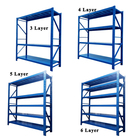 Metal Rack Metal Rack Garage Metal Shelves Racking Storage Bolt Free Shelving Systems Metal Warehouse Rack