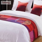 Taitang Hotel 100% Cotton Bedding Set /Bed Sheet/Duvet Cover King Bed Sheet Bedding Set