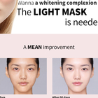 Beauty Home Use Beauty Face Care Tool Light Treatment 3 Colors Facial Beauty Skin Care Rejuvenation Phototherapy Device