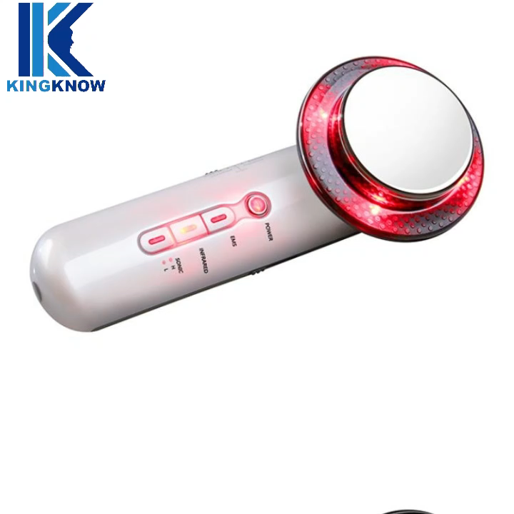 Multifunctional Infared Body Shaping Massager High Frequency Vibration Sonic Fat Burning Device EMS Burn Fat Body Slim Machine