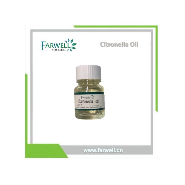 Farwell Natural Citronella Oil Insect Mosquito Repellent Cosmetic