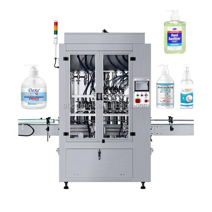 Автоматическая различных пищевых масел машина завалки крышками рапсового масла наполнитель