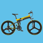 2020 New Design fat tire 26 inch wheel foldable electric bike with CE Certification