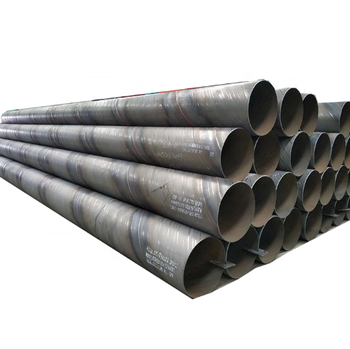 API 5L x42 x52 x56 x60 ssaw steel pipeline large diameter carbon ms sawh spiral welded steel pipe for water oil and gas