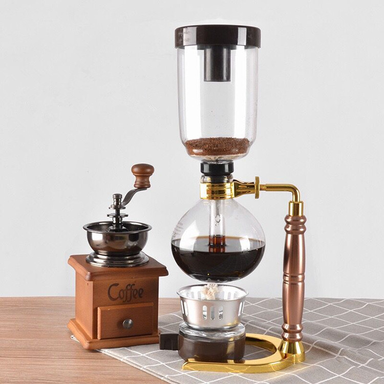 portable glass stainless steel <strong>nespresso</strong> espresso cup drip vacuum syphon Siphon <strong>coffee</strong> maker <strong>machine</strong>