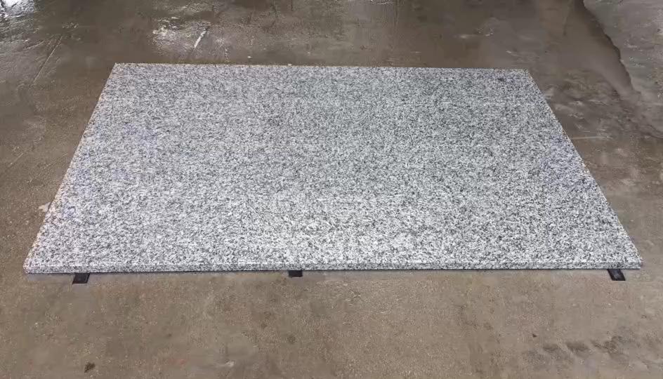 安い中国 G602 白グラニット 30 × 60 床タイル価格