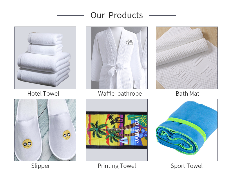 100 Cotton Hotel White Bathrobe Luxury Towelling Dressing Hotel Night Gown Wholesale Spa Robes