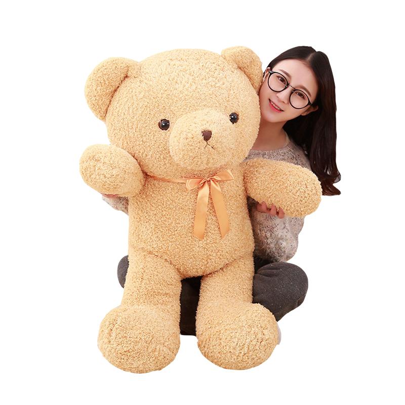 도매 공장 중국 소프트 플러시 큰 거대한 테디 베어 맞춤 봉제 동물 곰 주문 거대한 곰