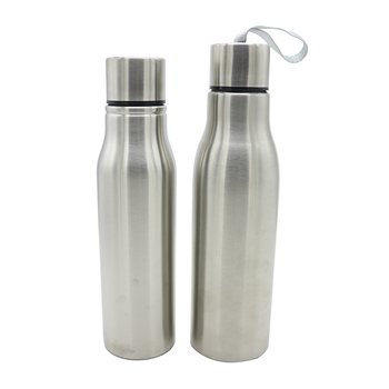 CL1C-G199 Comlom Single Wall Promotional Stainless Steel Sports Water Bottle