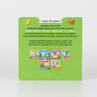 Cardboard Book Manufacturer Custom Hardcover Children Board Book Printing