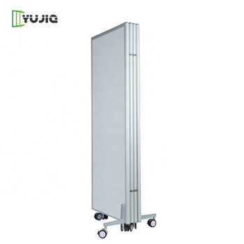 office mobile floor screen foldable room aluminium folding partition