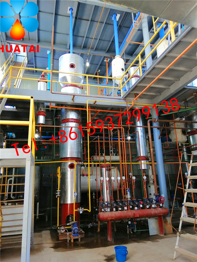 Crude soybean oil solvent extraction plant machine and cooking oil manufacturing machine