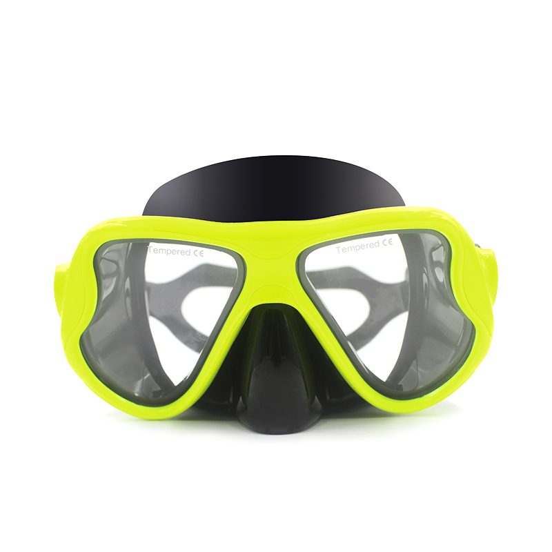 2020 Scuba Diving Gear And Swimming Equipment Silicone Strap Diving Mask Go Pro