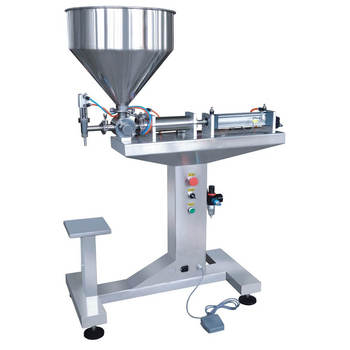 China Factory Seller coconut powder filling capping machine chinacanola oil filler manufacturing company