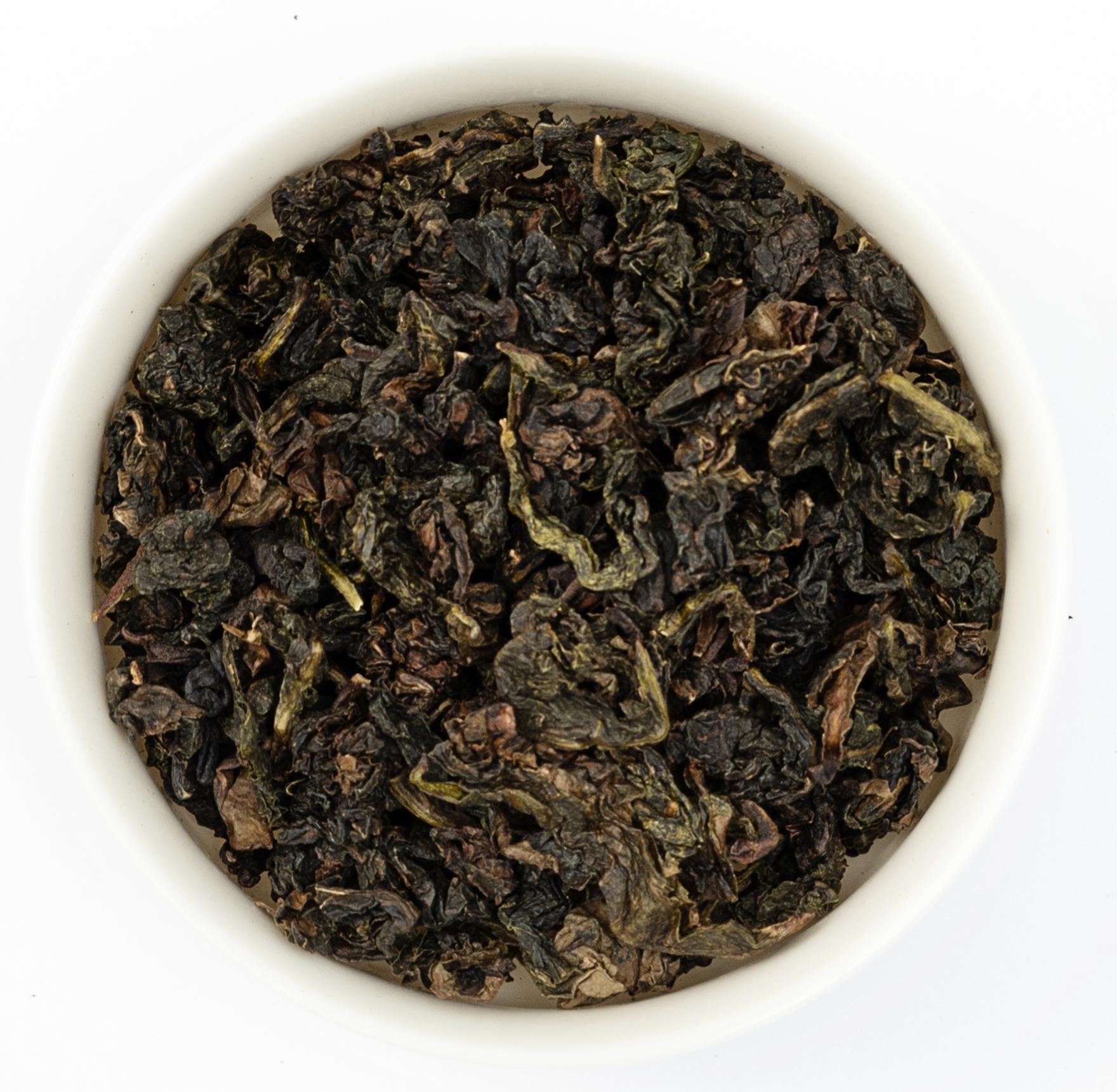 organic Oolong Tea Natural Tie Guan Yin Green Tea Certified organic Oolong Tea - 4uTea   4uTea.com