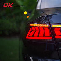 DK Motion Moving+Brake+Turn+Scan 1 Year Warranty For Volkswagen 16-19 Passat B8 Taillight Tail Lamp Rear Light