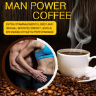 Ready Tongkat Ali Male Instant Coffee For Men Sex Satisfy Your Desire