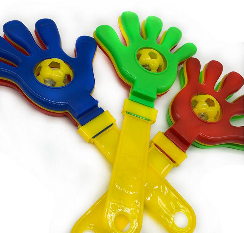 Игра упругой футбол концерт ежегодная встреча смайлик пластиковая clap