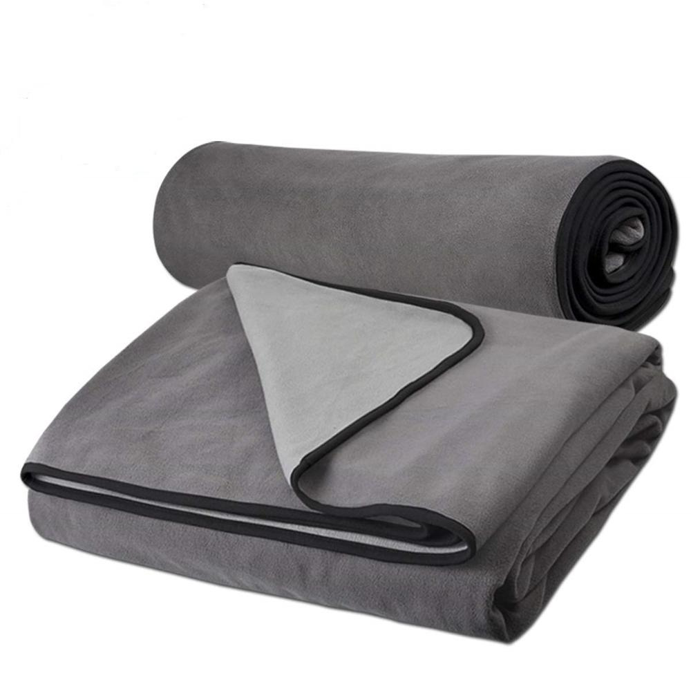 Multifunctionele Polar Fleece Vochtwerende Camping Picknick Waterdichte Outdoor Deken